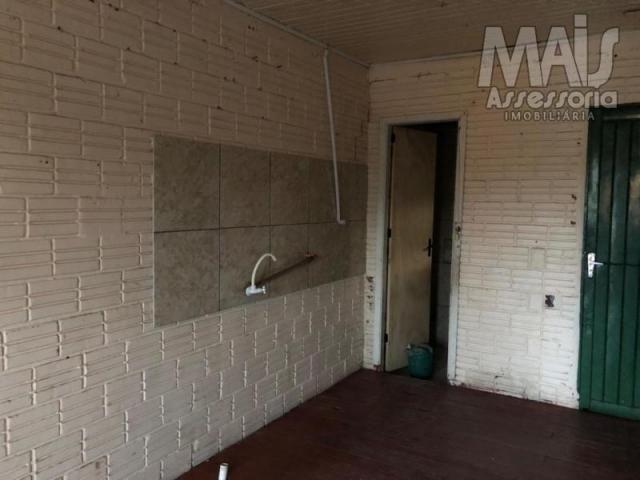 Casa para locação em novo hamburgo, boa saúde, 2 dormitórios, 1 banheiro, 1 vaga - Foto 8