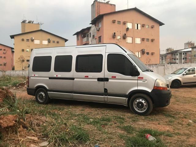 Imperdível!!! Van Master Eurolaf P 2.3 Diesel 2012/2013 completa