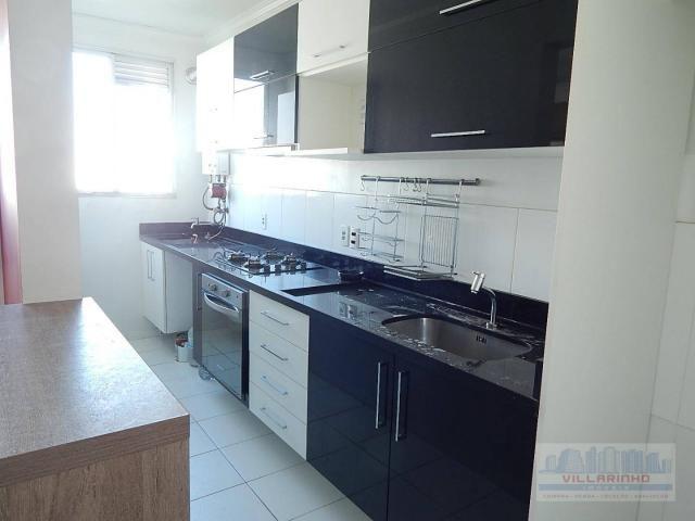 Apartamento com 2 dormitórios à venda, 52 m² por r$ 240.000,00 - cristal - porto alegre/rs - Foto 6
