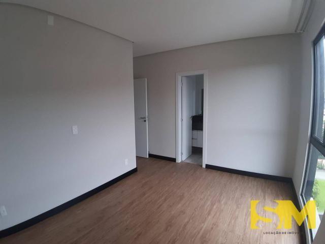 Apartamento com 2 dormitórios para alugar, 72 m² por R$ 1.700/mês - Bom Retiro - Joinville - Foto 14