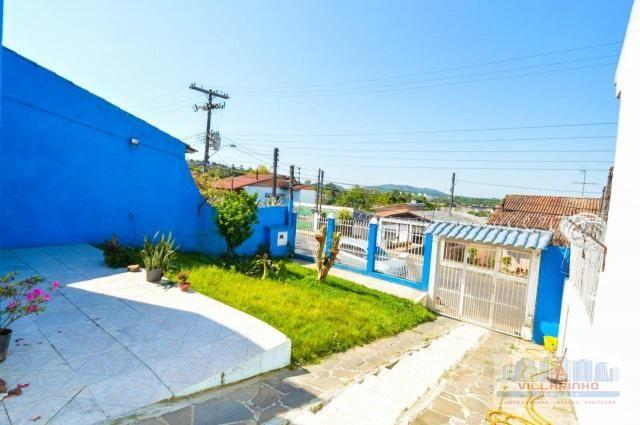 Villarinho vende casa com 3 dormitórios, 1 suíte,124 m² aréa const- terreno 300m² -600.000 - Foto 2