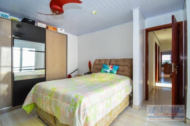 Villarinho vende casa com 3 dormitórios, 1 suíte,124 m² aréa const- terreno 300m² -600.000 - Foto 12