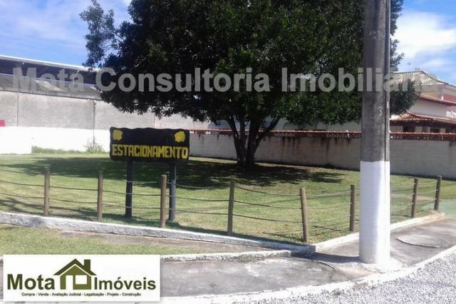 Mota Imóveis - Lindo Terreno 315m² Condomínio Alto Padrão - Praia do Barbudo - TE-112 - Foto 8