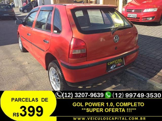 VOLKSWAGEN GOL 1.6 POWER 2002 - Foto 3