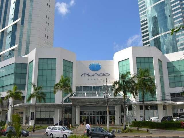 Cond. Mundo Plaza 1/4 Porteira Fechada na Av Tancredo Neves R$ 320.000,00 - Foto 7