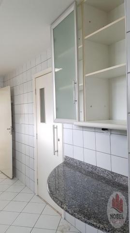 Apartamento à venda com 3 dormitórios em Ponto central, Feira de santana cod:159 - Foto 3