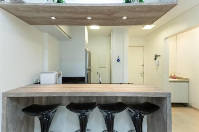 Apartamento 1 Dormitório No Bigorrilho - Foto 3