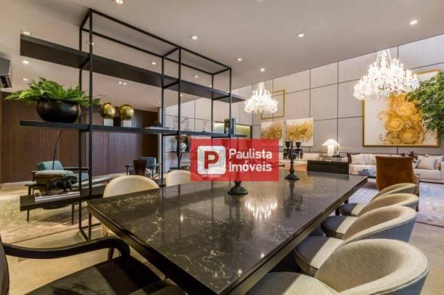 Apartamento com 4 dormitórios à venda, 334 m² por R$ 10.812.247,00 - Vila Olímpia - São Pa - Foto 9