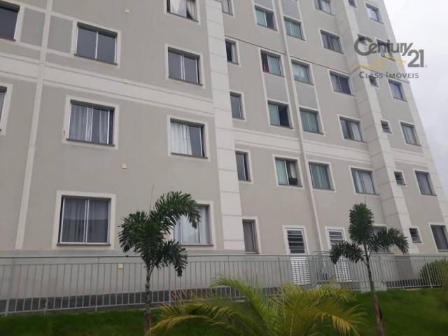 Apartamento com 2 dormitórios para alugar, 45 m² - Gleba Fazenda Palhano - Londrina/PR
