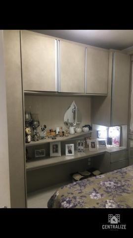 Apartamento à venda com 3 dormitórios em Uvaranas, Ponta grossa cod:1689 - Foto 12