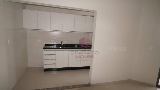Apartamento com 2 dormitórios para alugar, 63 m² por R$ 1.500,00/mês - Zona 7 - Maringá/PR - Foto 7