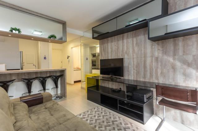 Apartamento 1 Dormitório No Bigorrilho - Foto 6