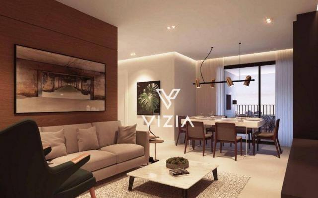 Apartamento à venda, 85 m² por R$ 919.301,00 - Juvevê - Curitiba/PR - Foto 16
