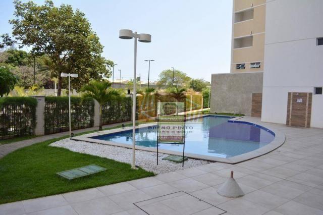 Apartamento no Portal de Ávila com 3 dormitórios à venda, 73 m² por R$ 414.000 - Cidade do - Foto 2