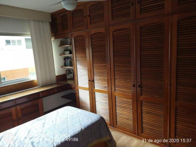 Apartamento com 4 dormitórios à venda, 190 m² por R$ 1.700.000,00 - Cosme Velho - Rio de J - Foto 7