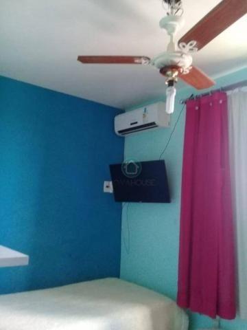 Apartamento com 3 dormitórios à venda, 52 m² por R$ 150.000,00 - Monte Castelo - Campo Gra - Foto 12