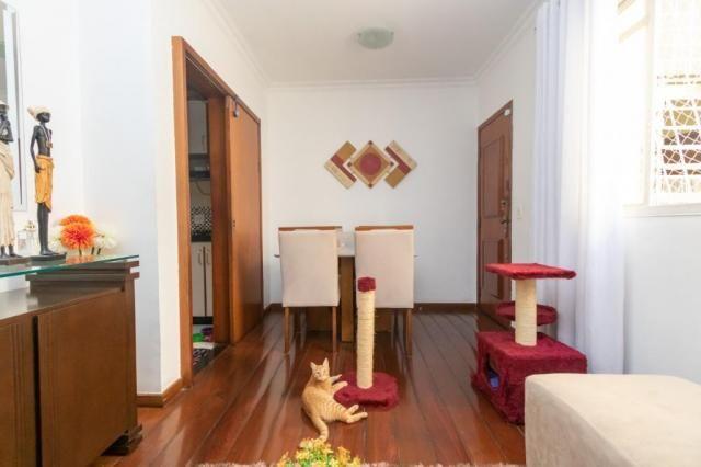 Apartamento com 3 dormitórios à venda, 65 m² por R$ 270.000,00 - Caiçaras - Belo Horizonte - Foto 2