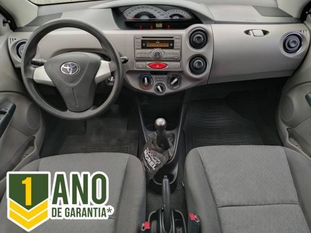 Toyota ETIOS XLS 1.5 Flex 16V 5p Mec. - Foto 7