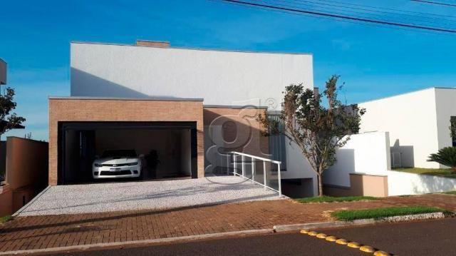Sobrado com 4 dormitórios à venda, 454 m² por R$ 2.200.000,00 - Condomínio Sun Lake - Lond - Foto 2