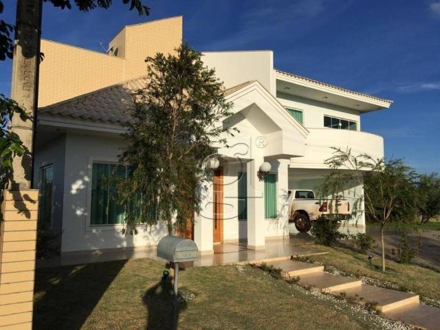 Sobrado com 3 dormitórios à venda, 350 m² por R$ 1.750.000,00 - Condomínio Villagio do Eng