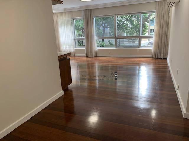 Apartamento para alugar, 160 m² por R$ 7.500,00/mês - Leblon - Rio de Janeiro/RJ - Foto 11