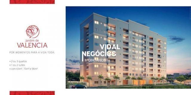 Apartamento no Jardins de Valência - Parque Verde - Belém/PA - Foto 2