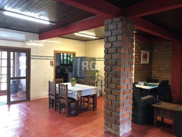 Casa à venda com 3 dormitórios em Ilha da pintada, Porto alegre cod:EL56354472 - Foto 13
