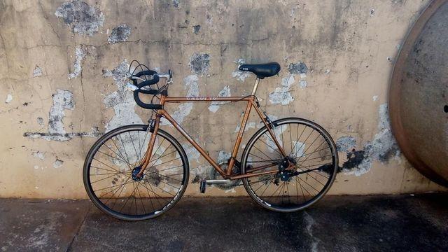 Bicicleta Caloi 10 relíquia
