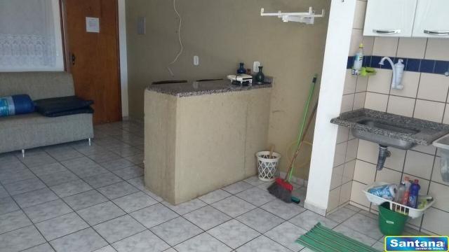 Apartamento à venda com 1 dormitórios em Olegario pinto, Caldas novas cod:2490 - Foto 6