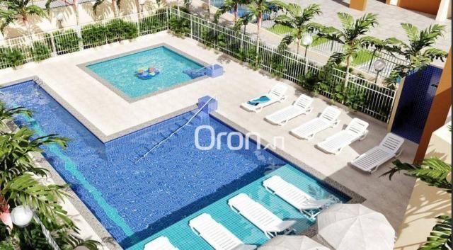Apartamento com 2 dormitórios à venda, 54 m² por R$ 181.000,00 - Parque Oeste Industrial - - Foto 7