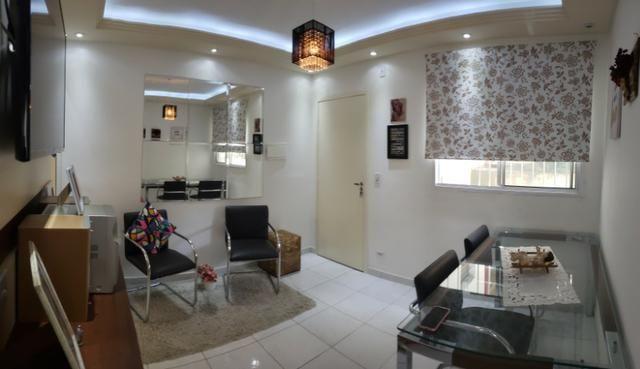 Lindo apartamento térreo no Residencial Santa Inês Coleginho - Foto 2