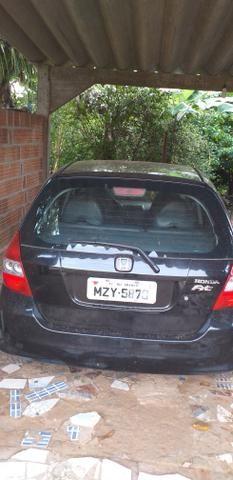 Carro honda Fiat