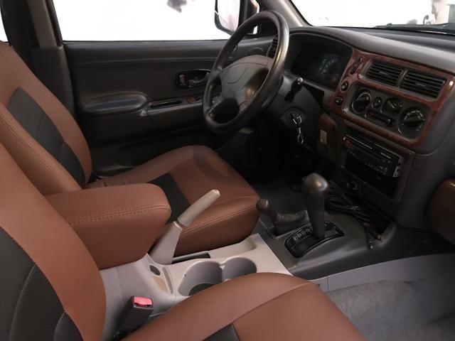 Pajero Sport 2002 2.8 diesel turbo c/interculer - Foto 3