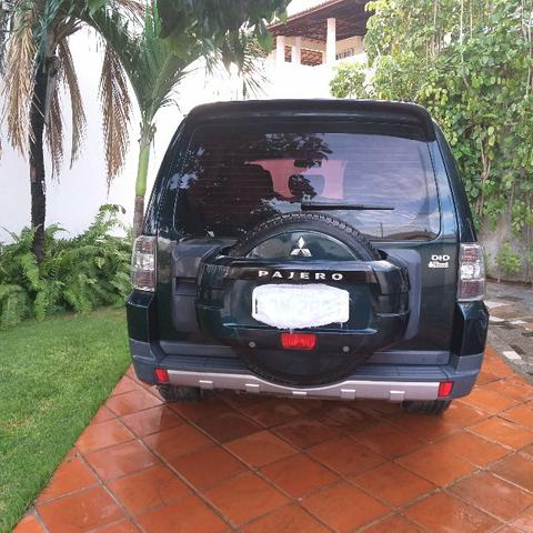 Pajero Full 3.2 Diesel hpe Automatica 7 Lugares - Foto 5