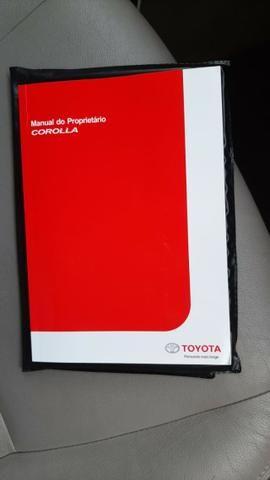 Corolla XEi 2.0 Automático Flex Imperdível!!! Financia 100%!!! - Foto 19