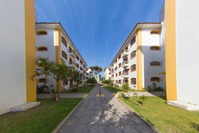 APTo 4 andar, sacada d frente Cassiano, ensolarado, 2 quartos , 2 banheiros, garagem - Foto 5
