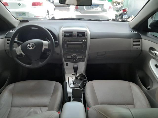 Corolla XEi 2.0 Automático Flex Imperdível!!! Financia 100%!!! - Foto 9