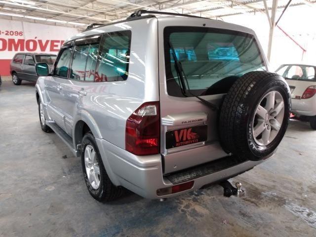 Pajero 3.5 4X4 completa diesel automatica - Foto 7