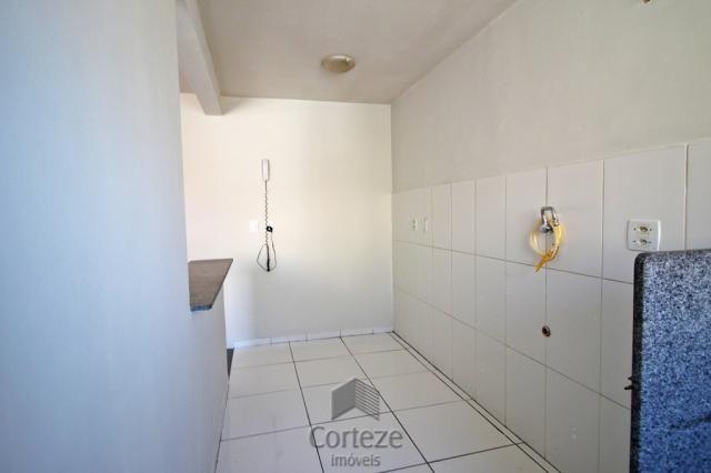 Apartamento 2 quartos no Capão Raso - Foto 3