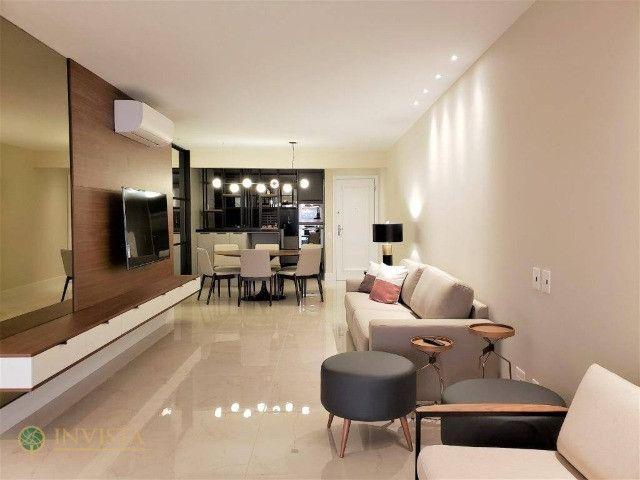 Apartamento Totalmente Reformado na Beira mar Norte de Florianópolis - Foto 3