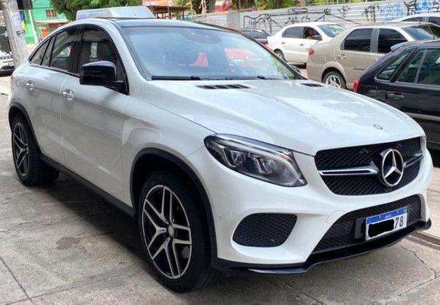 Mercedes-Benz GLE 400 Coupé - Blindada