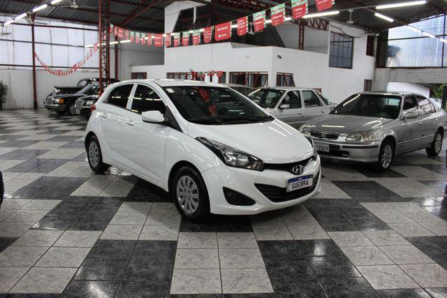 Hyundai HB20 Hatch Comfort Plus 1.0 Flex 2014 Única Dona - Foto 6