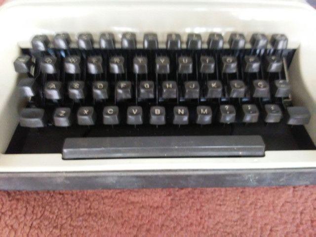 Máquina de escrever  - Foto 2