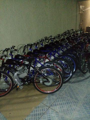 Bicicletas motorizadas