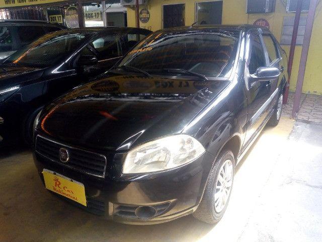Fiat Siena 1.0 EL Compl + Gnv ent + 48 x 498,00 me chama no zap * Gilson - Foto 2