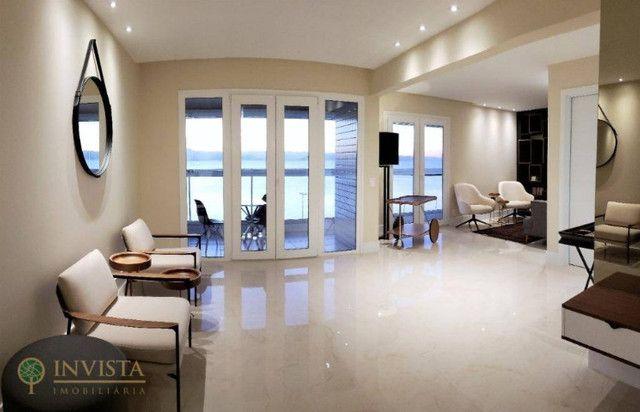 Apartamento Totalmente Reformado na Beira mar Norte de Florianópolis - Foto 4
