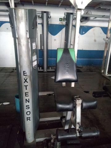 Vendo aparelhos de musculação (Favor ler o anúncio) - Foto 5