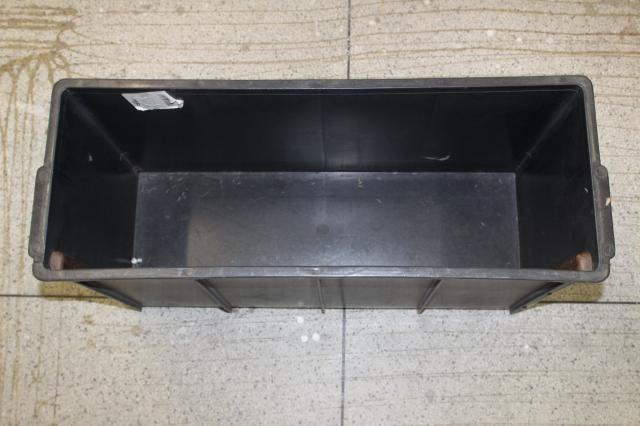 Cesto / Caixa / em Plástico Preto 35 cm x 70 cm x 26 cm - Foto 4