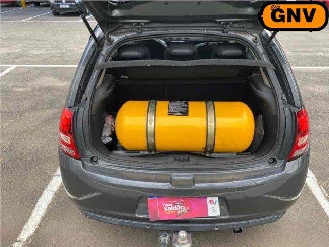 citroen c3 2014 1.6 automatico+gnv+ 1 ano de garantia e seguro* - Foto 6