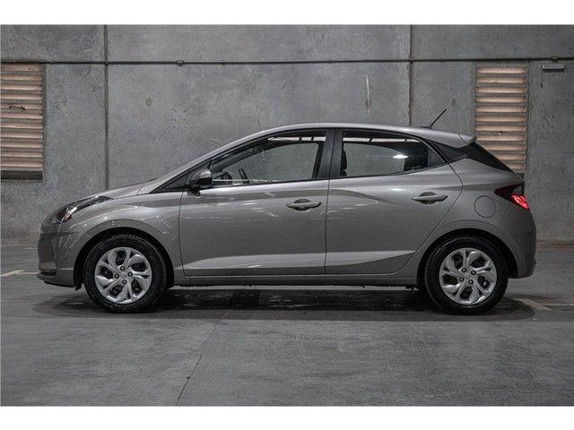 Hyundai Hb20 2020 1.6 16v flex launch edition automático - Foto 5